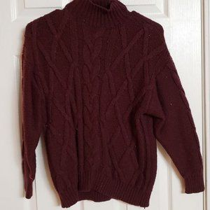 Express Turtle Neck Sweater